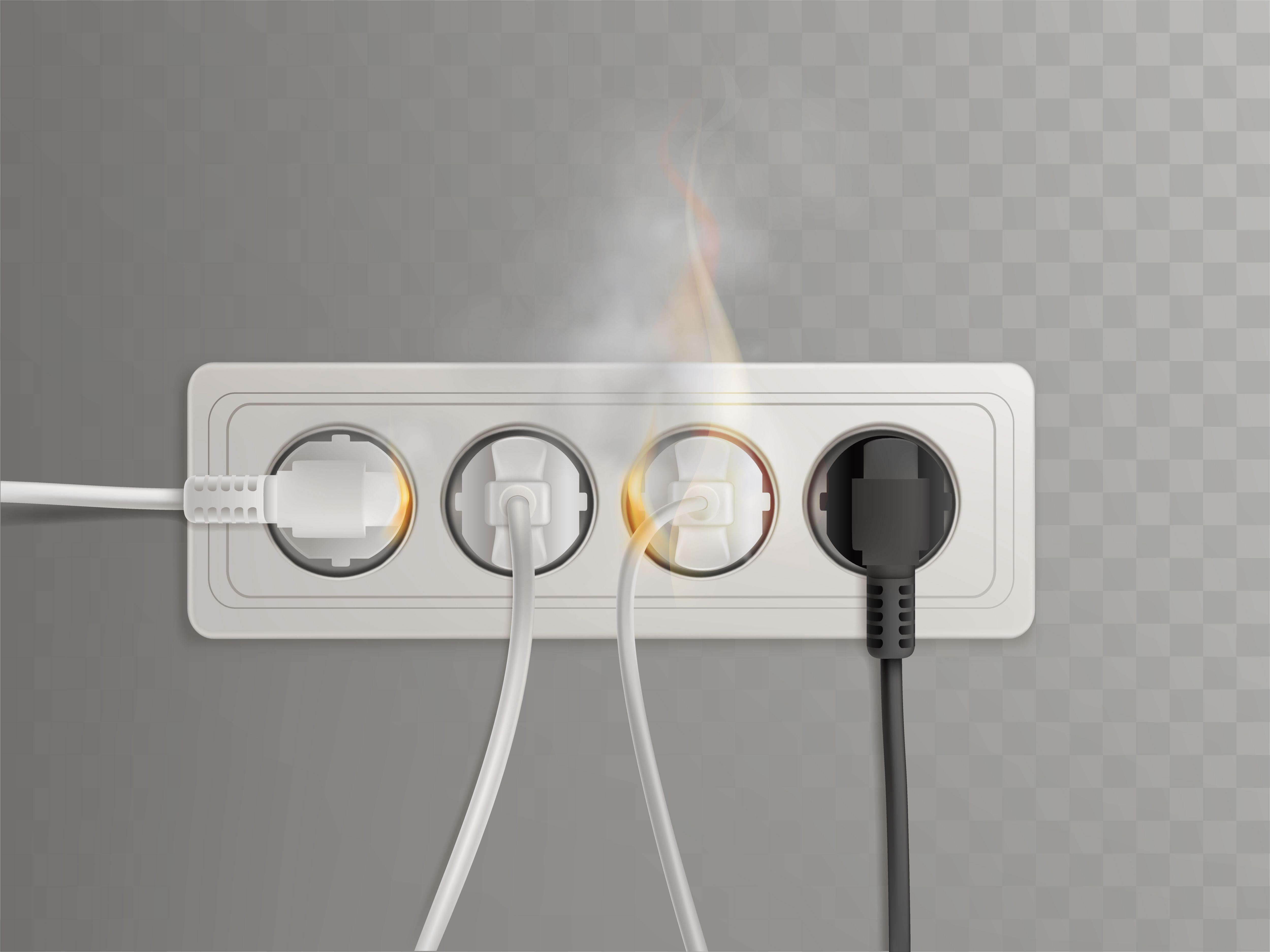 Coupure courant électrique