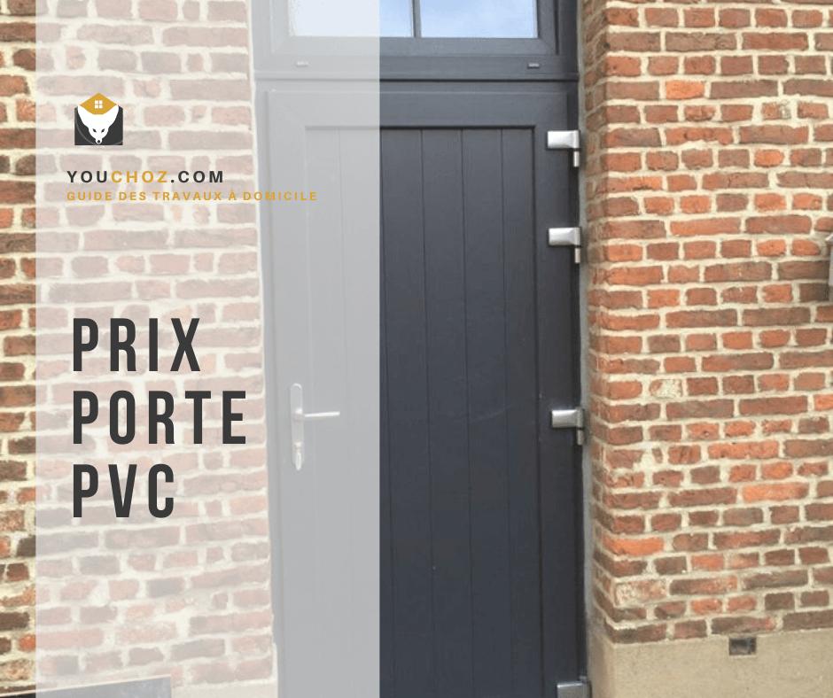 Prix Porte Pvc Algerie Tarifs Fourniture Et Pose Conseils 2020
