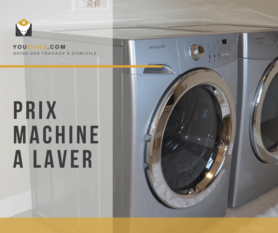 prix machine a laver algerie