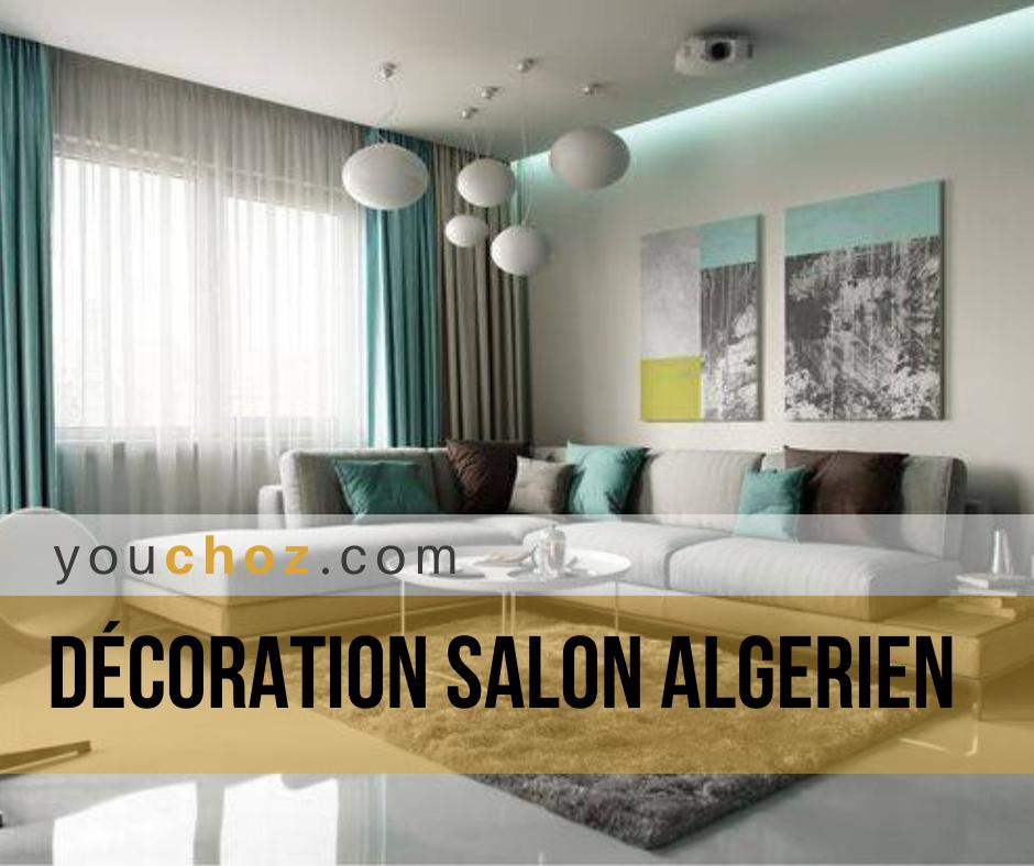 Décoration salon algérien : Plus de 50 photos pour déco ...