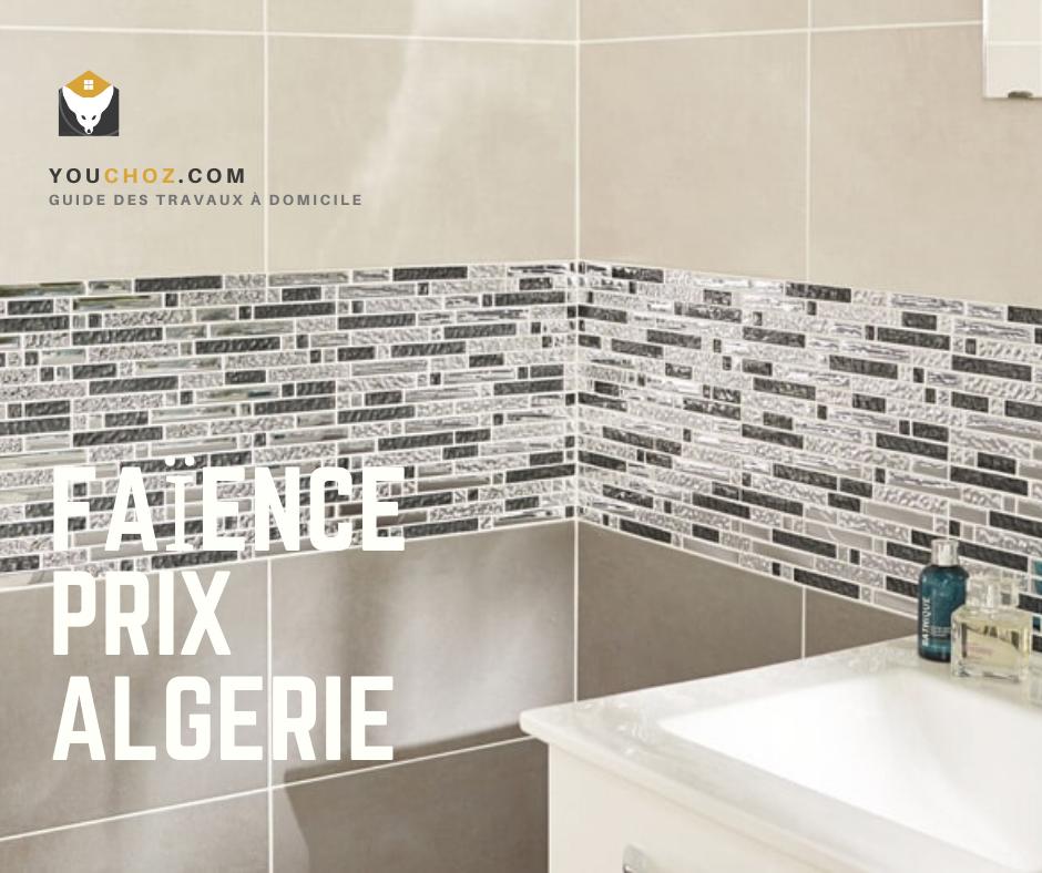 Faience Algerie Prix De Vente Et Pose Au M2 En Algerie Cout Moyen 2020