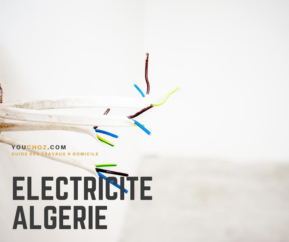 Tarif Electricien Batiment Algerie Devis Installation Electrique Cout 2020